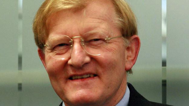 Thomas Cottier, emeritierter Professor für Europa- und Wirtschaftsvölkerrecht an der Universität Bern.
