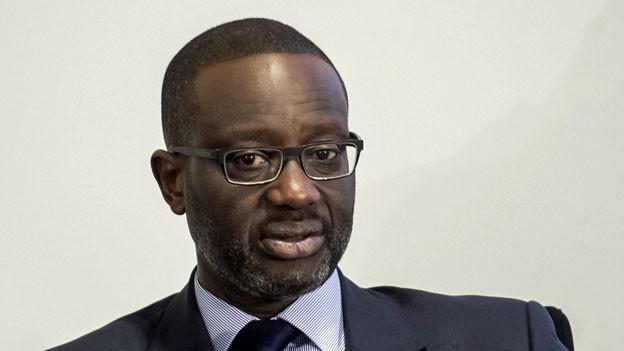 Tidjane Thiam, CEO der Schweizer Bank Credit Suisse.