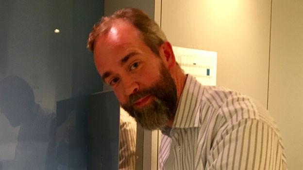 Loanboox-CEO Stefan Mühlemann