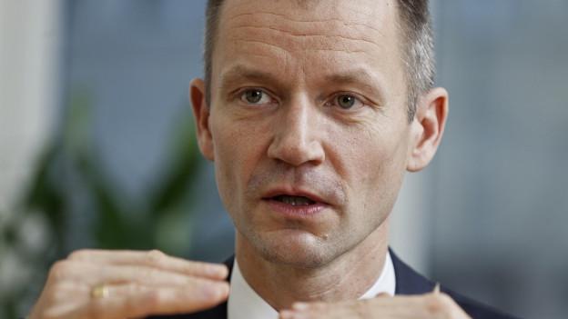 Chefökonom Schweiz UBS