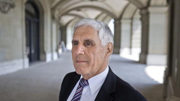 Der ehemalige Preisüberwacher und SP-Nationalrat Rudolf Strahm