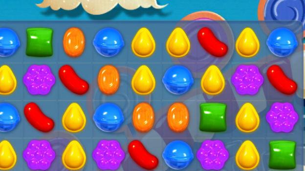 Candy Crush Saga ist das erfolgreichste Computerspiel zur Zeit.