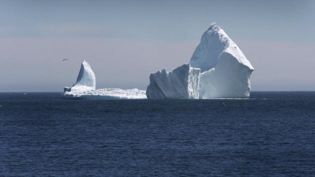 Eisberg in der kanadischen Arktis.