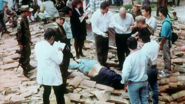 Die Leiche von Pablo Escobar (1993)