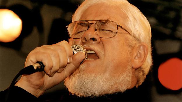 Auch mit 81 Jahren ist Bill Ramsey auf diversen Konzertbühnen anzutreffen