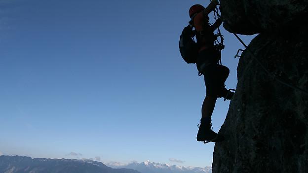 Die Tage ab Wochenmitte wecken Lust zum Gipfelstürmen.