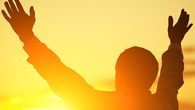 Von positiver Energie fühlen wir uns regelrecht beflügelt.