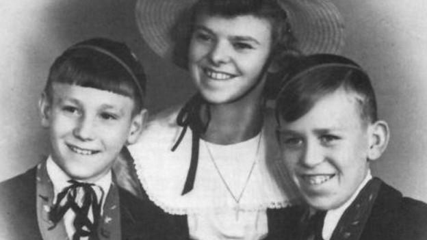 Die Geschwister Schmid starteten schon früh in eine erfolgreiche Gesangskarriere
