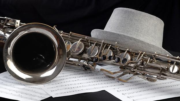 Symbolbild: Altsaxophon.