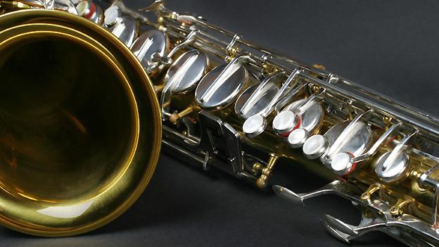 Saxophon.