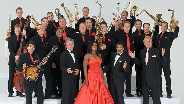 Die Pepe Lienhard Big Band startet am 29. Oktober 2013 in Suhr mit ihrer Herbsttournee.