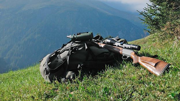 Über die Jahrhunderte hinweg hat sich das Wort «Charscht» als Mundartwort für alle Arten von Gewehren etabliert.