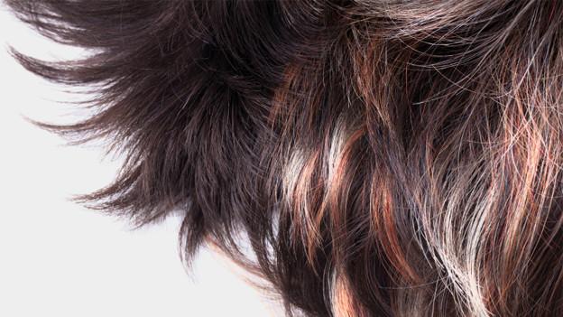 Eine «Tschupplete» Haare.