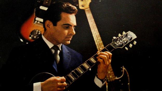 Man nannte ihn den «Mister Guitar» mit dem «Knackbass».