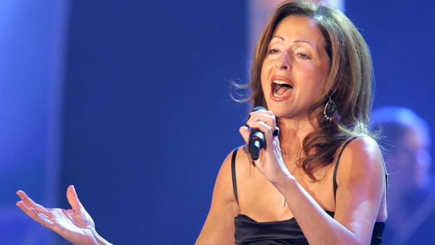Vicky Leandros im Oktober 2005.