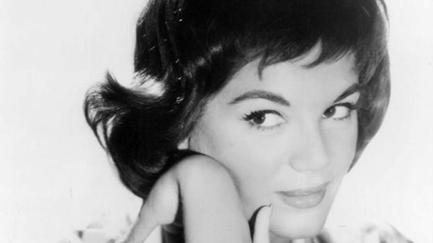 Connie Francis 1961.