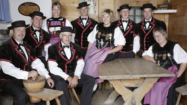 1. Tenor vom Jodlerklub Schüpfheim.