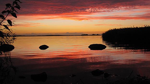 Gewässer wie dieser See gelten als wahre Inspirationsquelle für Komponisten.