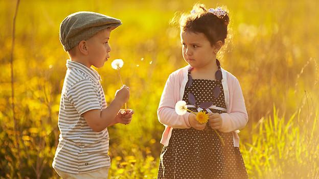 Der Wonnemonat Mai weckt Frühlingsgefühle bei Jung und Alt.