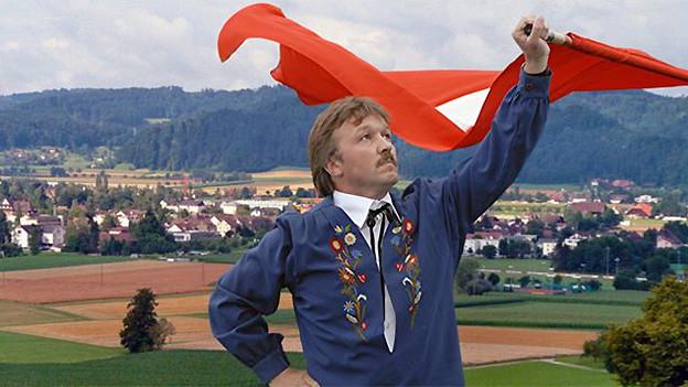 Reiden ist Gastgeber für das Zentralschweizerische Jodlerfest.