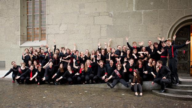 Der Schweizer Jugenchor wurde 1994 gegründet.