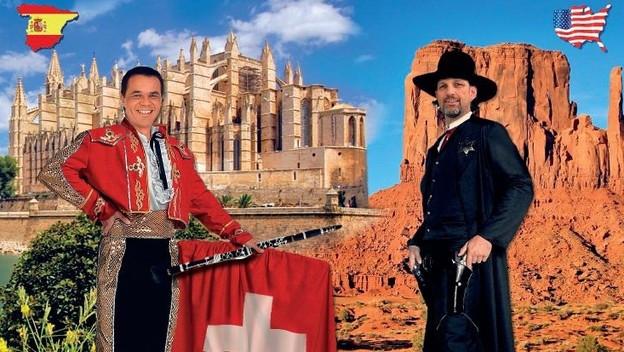 René Rogenmoser und Fritz Dünner leben auf Mallorca und in den USA.