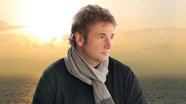 Friedl Würcher auf dem Cover seines Soloalbums «So bin ich».