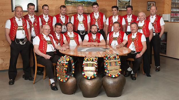 Der Naturjodel gehört beim Jodlerklub Wattwil zum festen Repertoire.