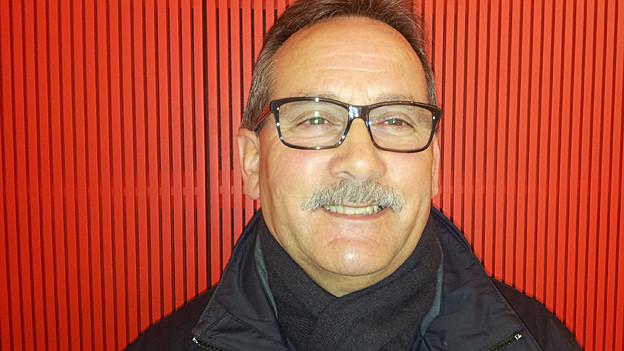 Willi Loosli geht seine Pensionierung gezielt an.