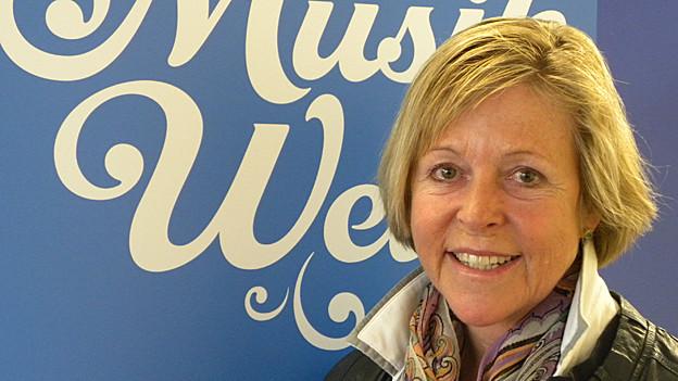 Anne Kaiser (63) aus Chur, hat den Kurs «Mein Leben aufschreiben» besucht und anschliessend ihre Biographie verfasst.