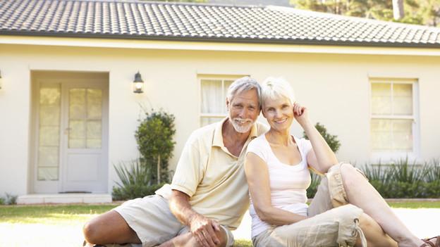 Ein Eigenheim auf Kredit ist kein leichtes Unterfangen wenn man pensioniert ist