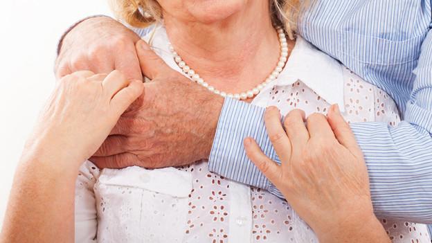 Ary Oechslin umarmte in seinem Leben viele Frauen.