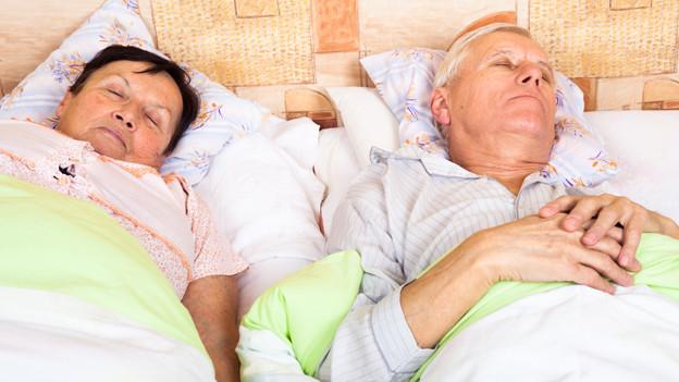 Eine Schlafapnoe wird oft gar nicht bewusst wahrgenommen.