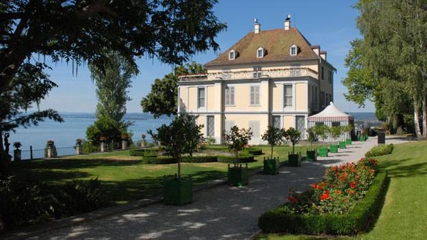 Das Napoleonmuseum Arenenberg.