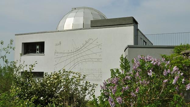 Die Sternwarte in Kreuzlingen.
