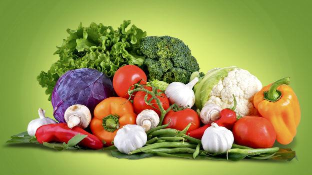 Praktisch alle Gemüse sind basische Lebensmittel.