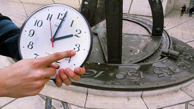 Der Europäische Gerichtshof hat sich 1992 nicht mit der Sommerzeit in der Schweiz beschäftigt. Deshalb wurden die Uhren in der Nacht auf Sonntag auch bei uns um eine Stunde vorgestellt