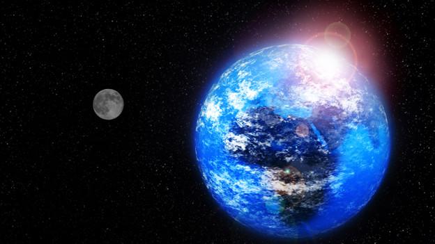 Galileo Galilei lehnte sich mit seiner These «Die Welt dreht sich» gegen die katholische Kirche auf.