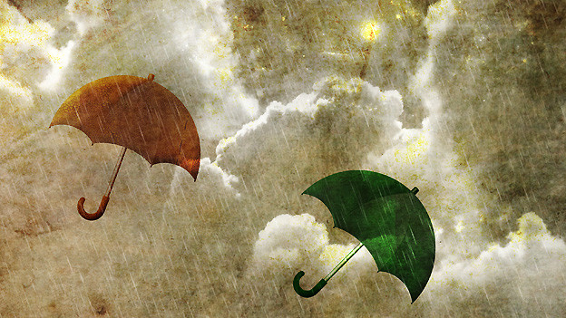 Als Hüter des Himmelstor wird Petrus auch für Wetterkapriolen verantwortlich gemacht.