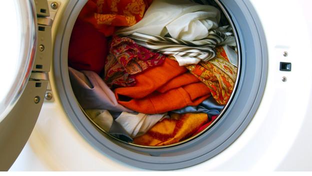 Manchen Waschgang überleben Socken nicht.