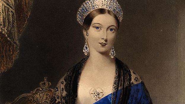 Queen Victoria von England war ein Paradebeispiel einer Blaublütigen.