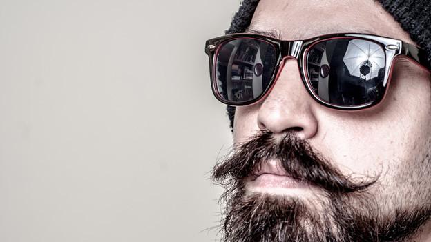 Haare sind seit Urzeiten ein Zeichen von Kraft, kräftiger Bartwuchs ein Zeichen von Männlichkeit.