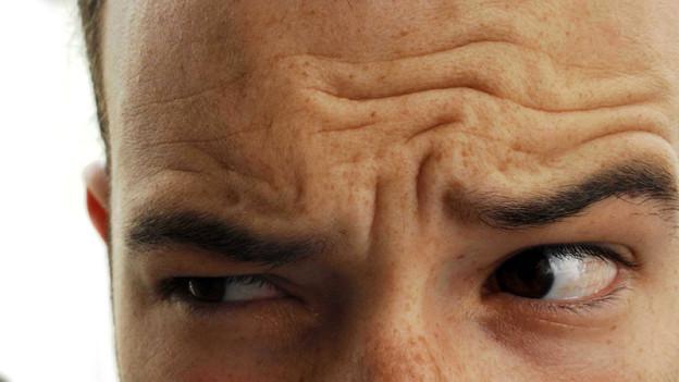 Unsere Gesichtsmimik hilft uns nicht nur dabei unsere Gefühle auszudrücken.