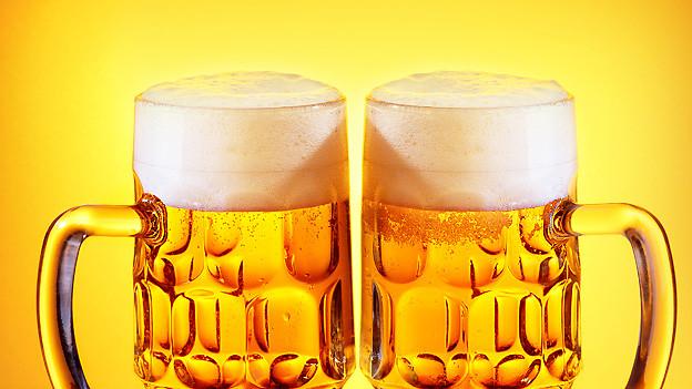 Einem Bierkenner kann mein kein X für ein U vormachen. Denn schon das geübte Auge weiss: Ein echtes Bier hat eine herrliche Schaumkrone.
