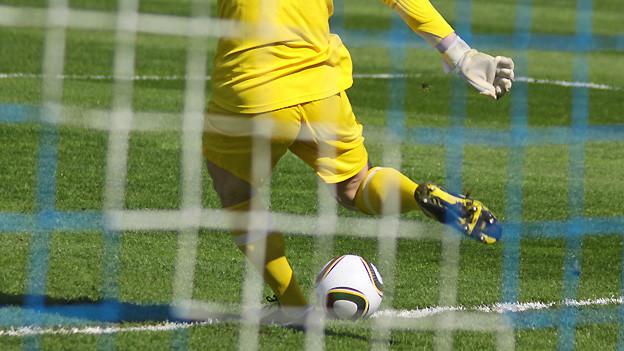 Das Spiel mit dem Ball begeistert Menschen aller Nationen.