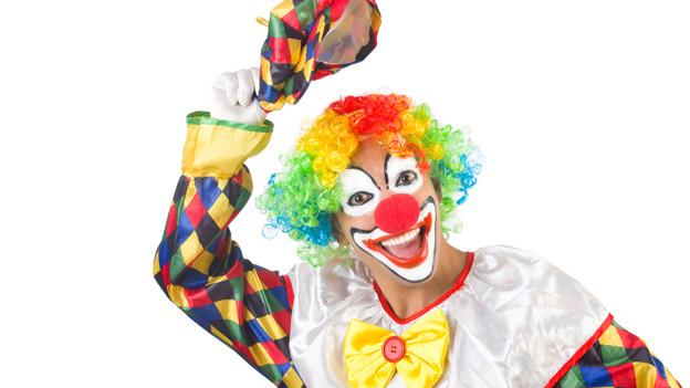 Ein Clown oder Narr hat immer zwei Seiten.