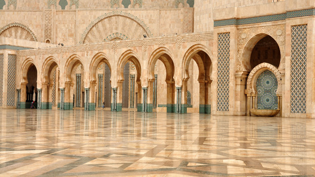 Orientalische Baukunst.