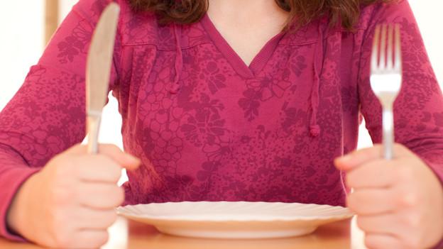 Aufs Essen warten fällt schwer, wenn der Magen knurrt.