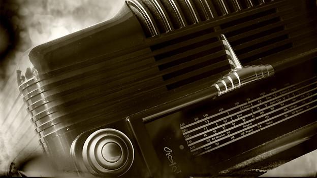 Das Radio als Fenster zur Aussenwelt.