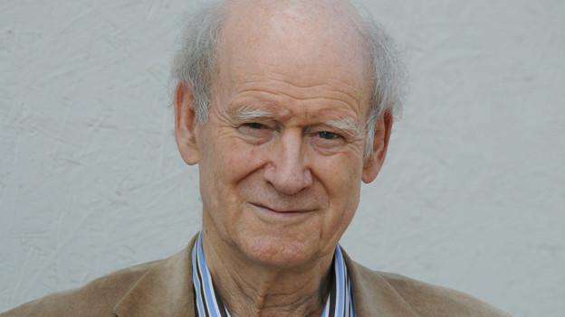 Franz Hohler hat mit seinen Liedern und Geschichten eine ganze Generation geprägt